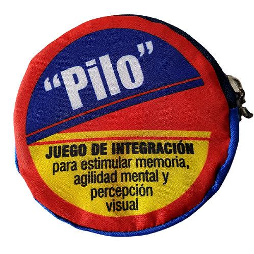 PILO INTEGRACIÓN ESTIMULA MEMORIA PERCEPCIÓN VISUAL.