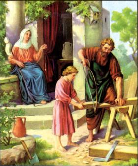 St. Joseph the Worker & the Humanitarian