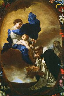 Our Lady of the Holy Rosary and        St. Joseph
