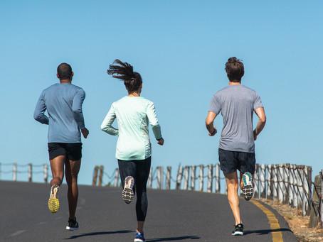 Será que conseguimos correr como os grande maratonistas?