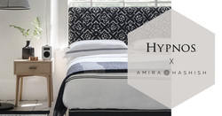 Hypnos x Amira Hashish - June 2017