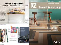 RZ Magazine, Germany - Dec 2014