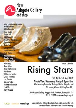 Rising Stars Exhibition - Apr 2012