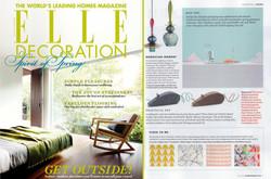 Elle Decoration - May 2013