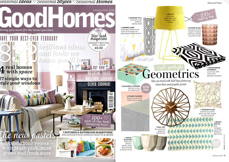 Good Homes Magazine - Feb 2015