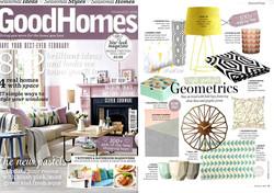 Good Homes Magazine - Feb 2015