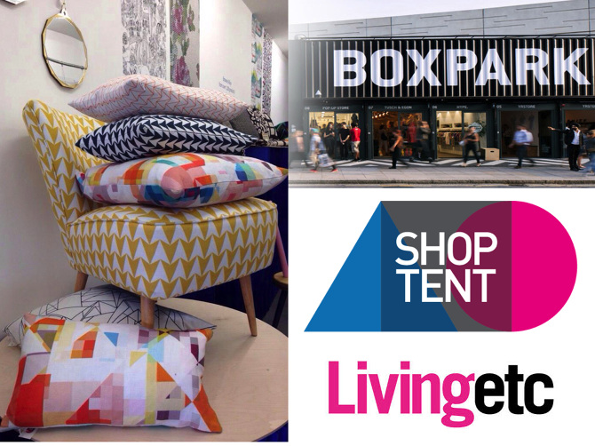 ShopTent Pop Up Shop - Boxpark