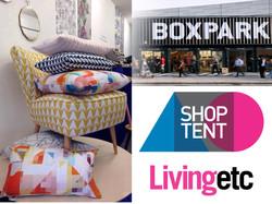 ShopTent Pop Up Shop - Boxpark