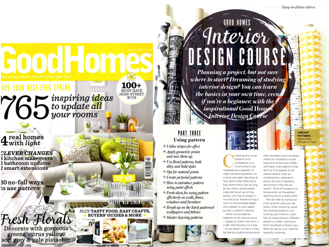 Good Homes Magazine - March 2015