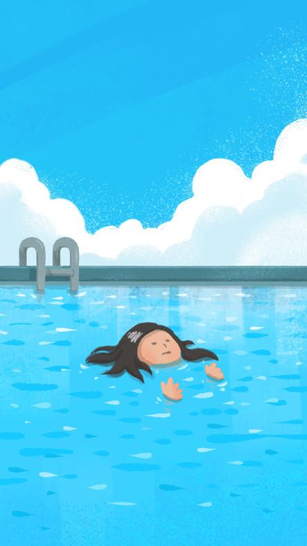 July Pool