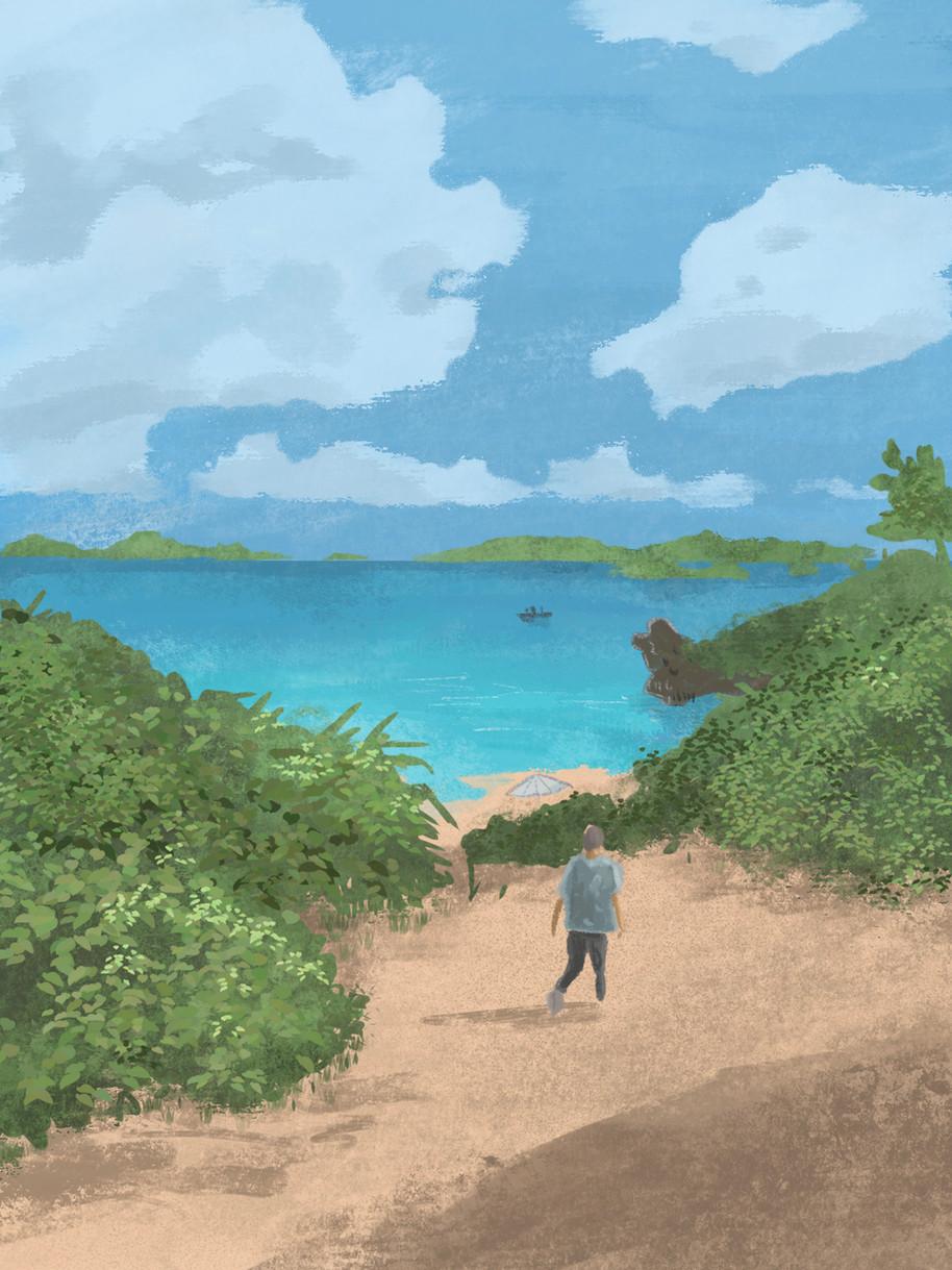Sunayama Beach