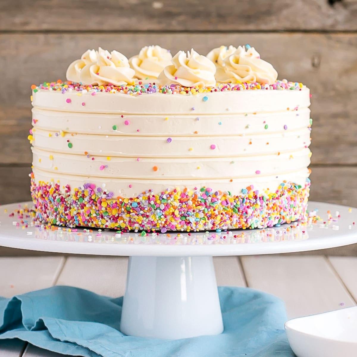 Cake Decorating - Buttercream