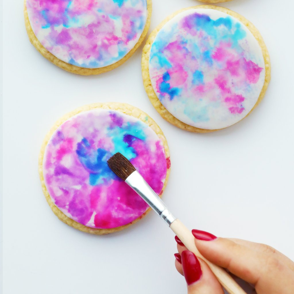 Toddler Painted Cookie