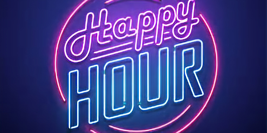 Happy Hour Shopping