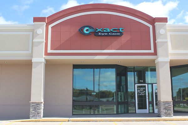 Exact Eye Care Spencer Exterior