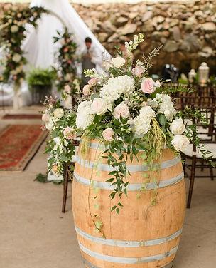 Barrel Bouquet