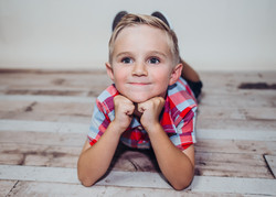 Joshua is five!