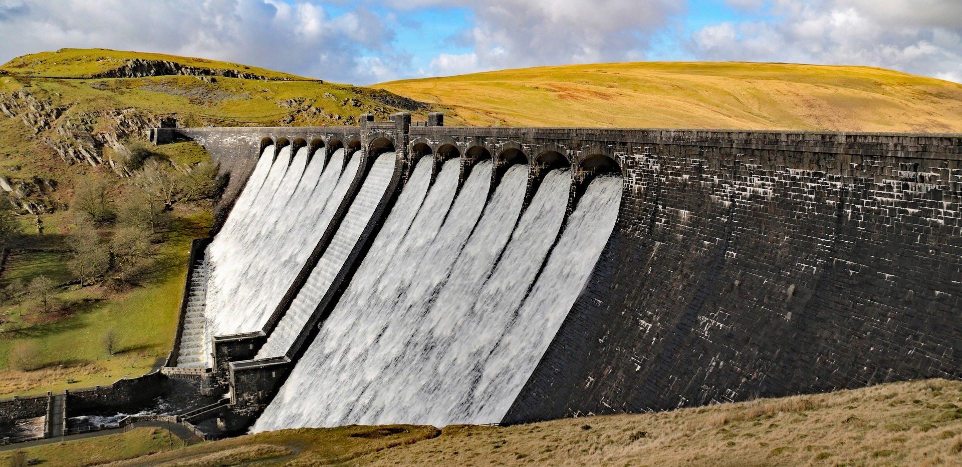 Claerwen Dam