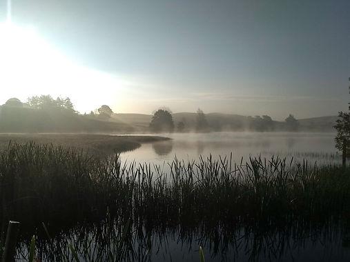 Lyn Hilyn lake