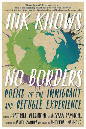 Patrice Vecchione - Ink Knows No Borders