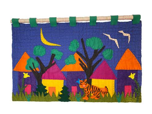 Village & Tiger