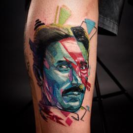 Tesla David Bowie.jpeg