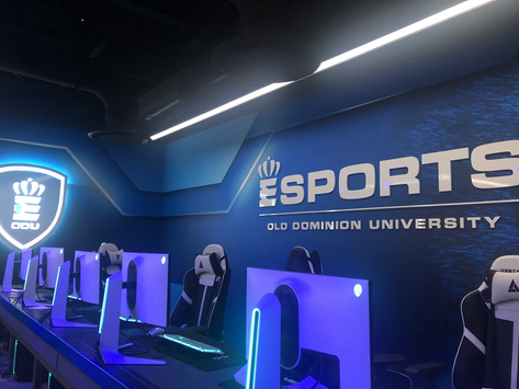 Esports Steadily Busy This Semester