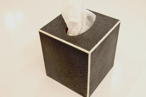 Tissue Box Black