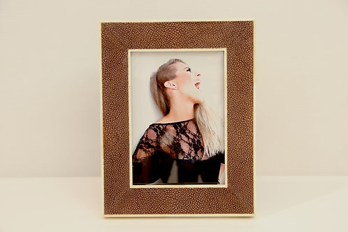 Small Frame 5x7 Chocolate