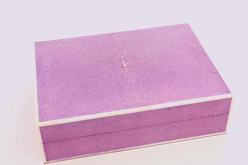 Card Box Purple
