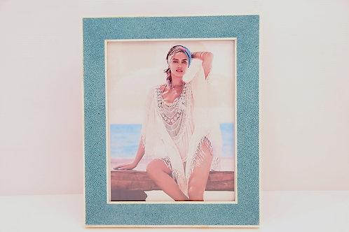 Large Frame 8x10 Turquoise