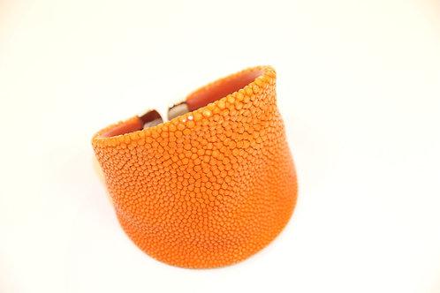 Creased Orange