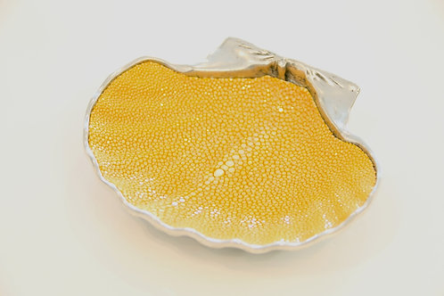 Shell dish Yellow