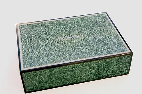 Card Box Green