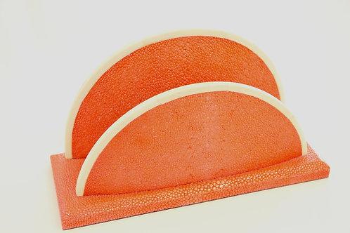 Letter Holder Orange
