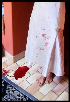 De la serie Baño de Sangre