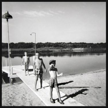 Montauk Point, Nueva York, 1959