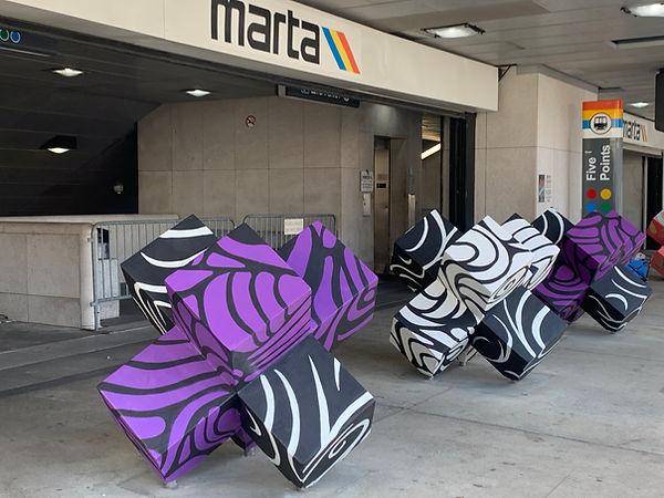 Marta bollards project_Jonesy Art Atl.jp