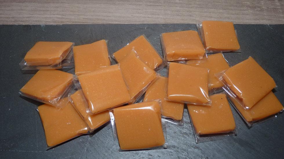 Bonbons mous caramel beurre salé