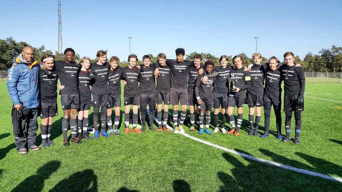 Levring Efterskole vinder Østjysk Mesterskab