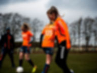 Levring Efterskole - Fodbold for Piger