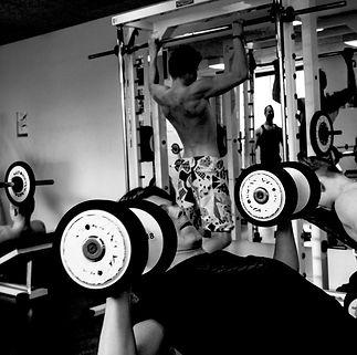 En efterskole med fitness