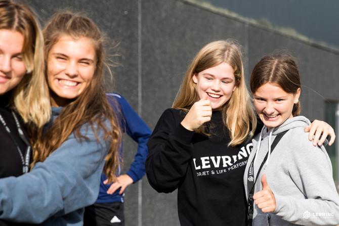 Levring Efterskole godt i gang med nyt skoleår og nyt udviklingstiltag