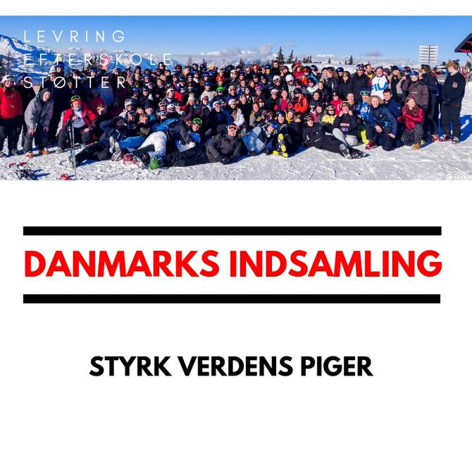 Levring Efterskole sætter Danmarks Indsamlingen på skoleskemaet