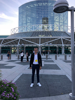 На конгрессе NASS в Лос Анджелесе