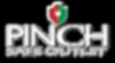 PINCH Safe Outlet Logo. World's Best Outlet Cover