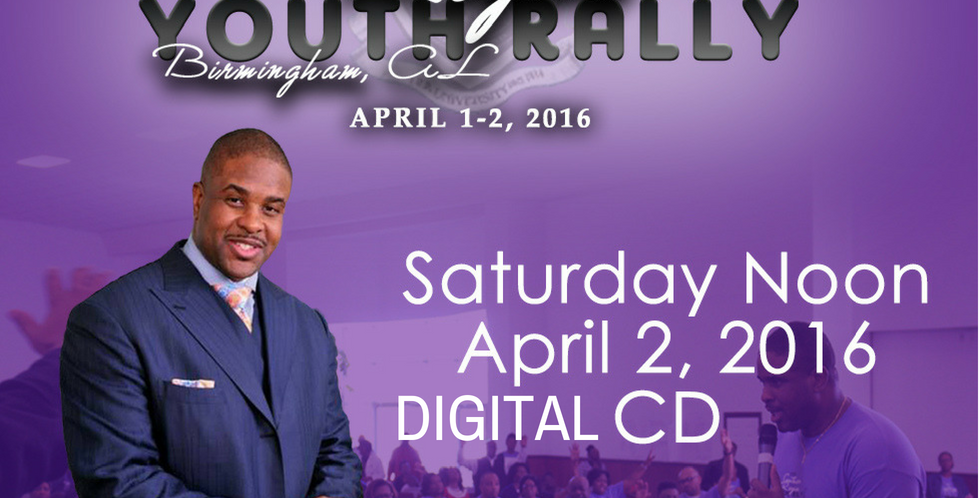 2016 SATURDAY NOON - DIGITAL CD