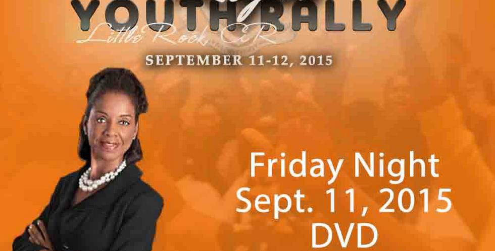 2015 FRIDAY NIGHT - DIGITAL DVD