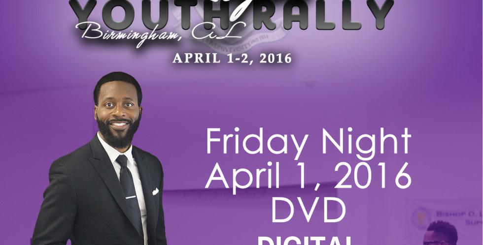 2016 FRIDAY NIGHT - DIGITAL DVD