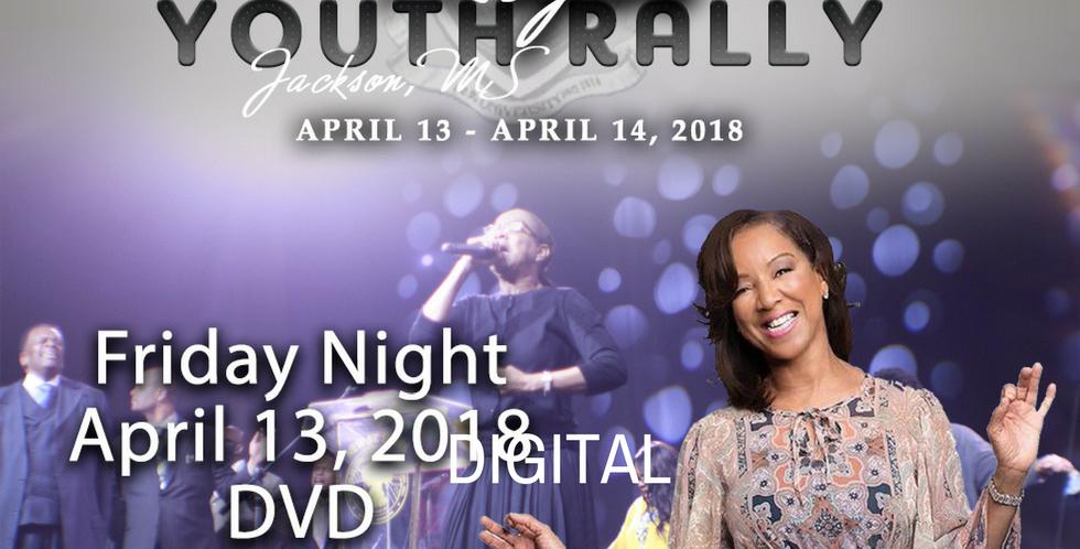 2018 FRIDAY NIGHT - DIGITAL DVD
